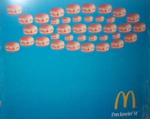 Do Do Doot Do-Lent, I'm Lovin' It